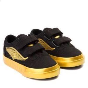 Vans Harry Potter Velcro Sneakers